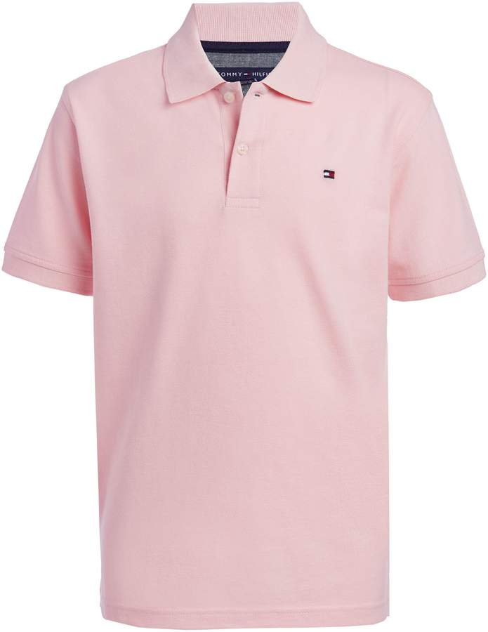 Tommy Hilfiger Little Boy's Ivy Short-Sleeve Cotton Polo