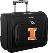 Denco Sports Luggage Illinois Fighting Illini 16-in. Laptop Wheeled Business Case