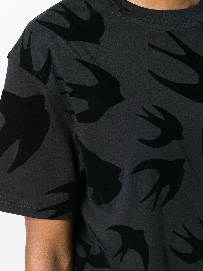 Thumbnail for your product : McQ Swallow Swallow T-shirt