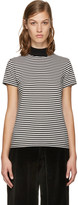 Harmony Black & White Tiphaine T-Shirt