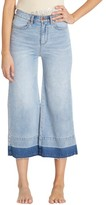 Billabong Women's Gone Tomorrow Crop Wide Leg Jeans