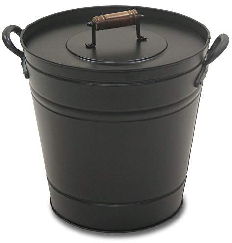 Ash Pilgrim Home and Hearth 19504 Air Insulated Bucket