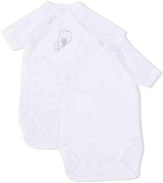 Absorba Short-Sleeve Babygrow Set