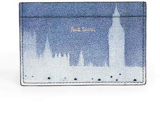 Paul Smith Photo Print Credit Card Case