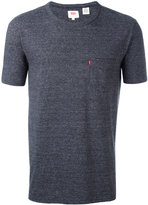 Levi's Sunset pocket T-shirt - men - Cotton/Polyester/viscose - L
