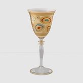 Vietri Regalia Wine Glass