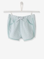 Vertbaudet Girls Fleece Shorts