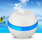 300 ML Humidifier for Kids - Free Cool Moisture Ultrasonic Mist Purifier with Whisper-quiet Operation for Skin Care ,Sinus Infection, Respiratory Health ,Dry Sinuses, Eyes, Nose, Throat in Autumn