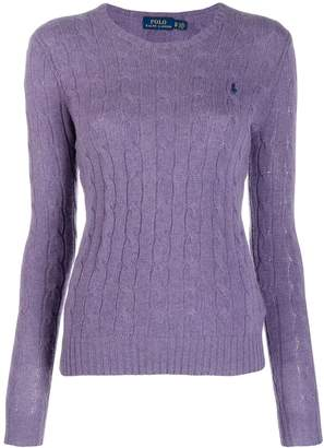 Polo Ralph Lauren cable knit top