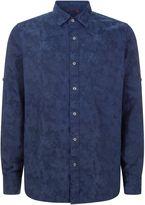 Victorinox Wilen Camo Jacquard Shirt