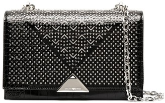 Emporio Armani Studded Shoulder Bag