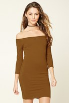 Forever 21 FOREVER 21+ Classic Bodycon Dress