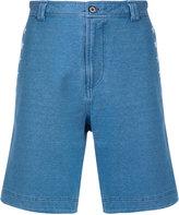 GUILD PRIME stars shorts - men - Cotton/Polyurethane - 2