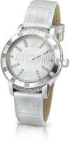 Just Cavalli Crystal Lady - Mother of Pearl Dial Dress Watch