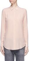 Equipment 'Essential' silk crepe shirt