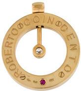 Roberto Coin 18K Diamond Cento Pendant