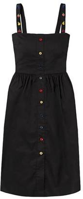 HVN Midi dress