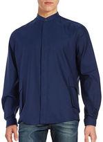 Carlos Campos Side Pocket Sportshirt