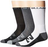 Billabong Sport Socks 3-Pack