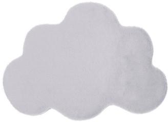 Cloud Faux Fur Washable Rug