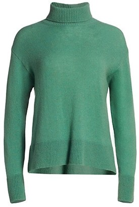 Piazza Sempione Turtleneck Cashmere Knit Sweater