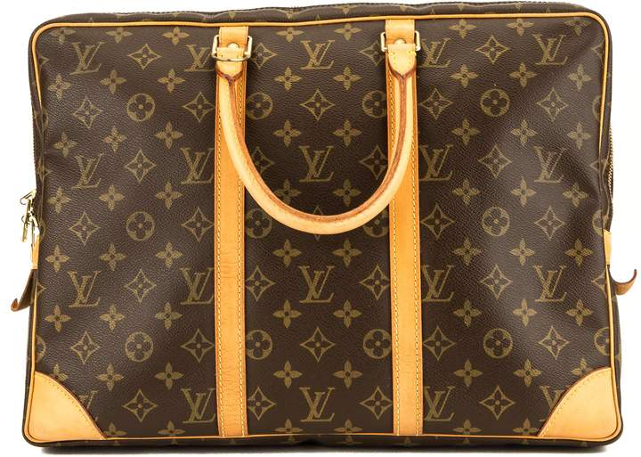 Louis Vuitton Monogram Porte-Documents Voyage Briefcase (3937003)