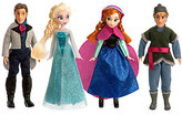Disney Frozen Mini Doll Set - 5''
