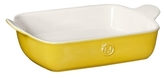 Emile Henry 3QT. Small Rectangular Ceramic Baker