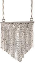 Jules Smith Designs Bar Fringe Necklace