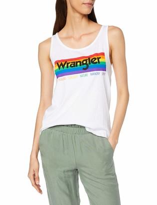 Wrangler Women's Pride Tank Vest