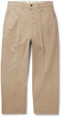 Chimala Cotton-Twill Trousers - Men