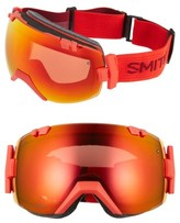 Smith Men's I/ox 205Mm Snow Goggles - Fire