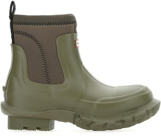 Stella McCartney X Hunter Ankle Rainboots