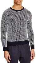 Sandro Ellington Geo Classic Fit Sweater - 100% Bloomingdale's Exclusive