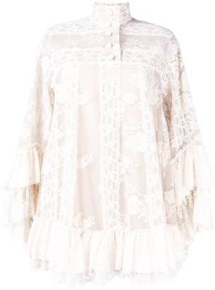 Gucci lace shift dress