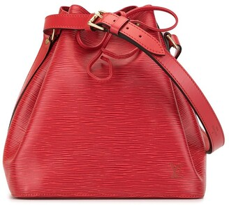 Louis Vuitton 1999 pre-owned Petit Noe drawstring shoulder bag