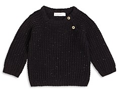Miles Baby Boys' Waffle Knit Sweater - Baby