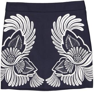 Stella McCartney Stella Mc Cartney Navy Wool Skirt for Women