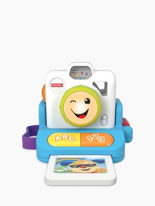 Fisher-Price Laugh & Learn Click & Learn Instant Toy Camera