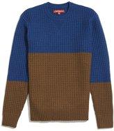 JackThreads Waffle Sweater