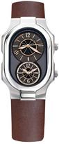 Philip Stein Teslar Men's Signature Black Dial Quartz Watch