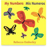 Bed Bath & Beyond My Numbers/Mis Numeros English/Spanish Bilingual Board Book by Rebecca Emberly