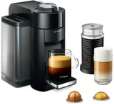 De'Longhi Nespresso Evoluo Coffee and Espresso Maker by with Aerocinno