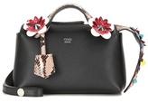 Fendi By The Way Mini embellished leather shoulder bag