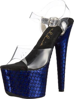 Ellie Shoes Women's 709-mermaid Platform Sandal