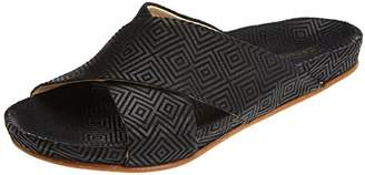 Neosens Women's S950 Fantasy GEO Black/LAIREN Open Toe Sandals