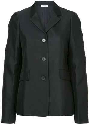 Jil Sander Single-Breasted Tailored Blazer