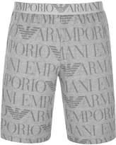 Giorgio Armani Emporio Lounge Shorts Grey