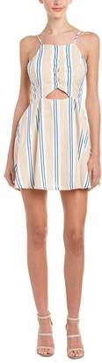 J.o.a. Women's Stripe Short Dress