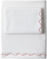 Serena & Lily 2Pc Scallop Standard Pillowcases